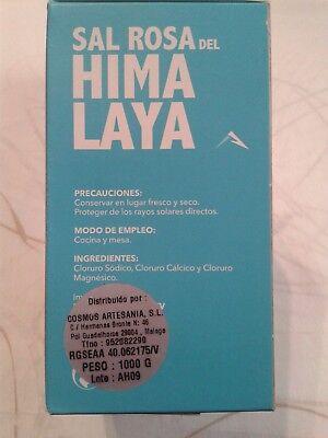 sal del himalaya escamas 70 gramos  , sabor   a lo natural