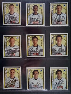 Merlin Premier League 2001-2002 (100 To 199) *Select The Stickers You Need* 5