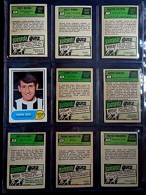 A&Bc 1969 Green Back - 3Rd Series (Fair 117 To 170) *Pick The Cards You Need* 3
