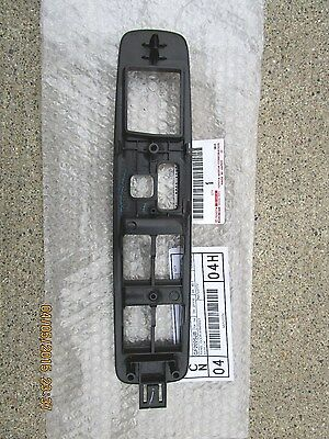 08-16 TOYOTA SEQUOIA DRIVER MASTER POWER WINDOW SWITCH BEZEL TRIM BROWN WOOD NEW