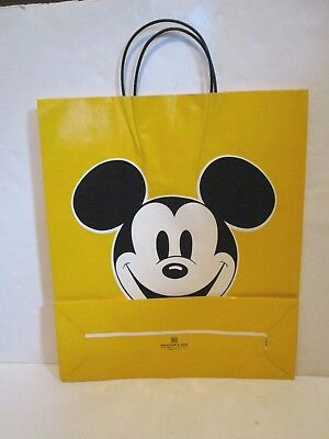 DISNEY BLOOMINGDALE/'S DEPARTMENT STORE WINDOWS OF GIVING 1988 SHOPPING BAG