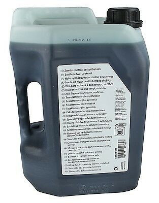 STIHL HP SUPER 2 Stroke Oil 5 Litres Synthetic For 4-Mix & 2 Stroke Engines