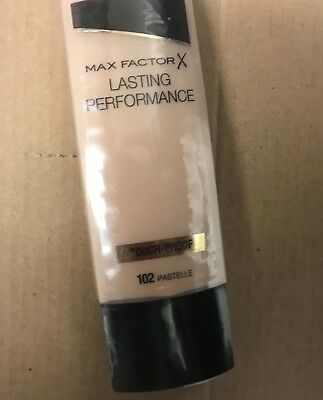 Max factor Lasting performance Foundation/ sealed/35 ml  (Choose Your shade ) 4