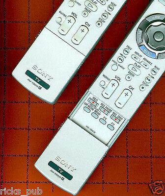 sony rm yd010 remote kds 60a2020 bravia kdl 46xbr3 kdf 50e2000 rh picclick com Sony BRAVIA HDTV Sony BRAVIA 46 Inch TV