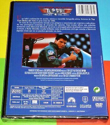 NACIDO EL CUATRO DE JULIO / Born on the Fourth of July + TOP GUN - DVD R2 7