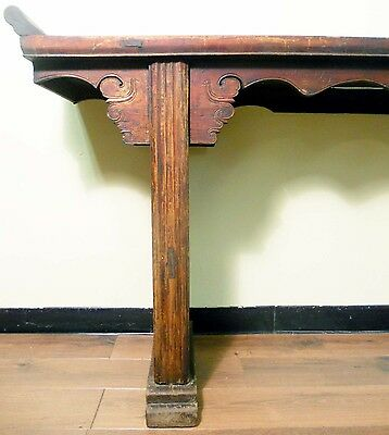 Antique Chinese Altar Table (5075) Ming Style, Circa early of 19th century 4