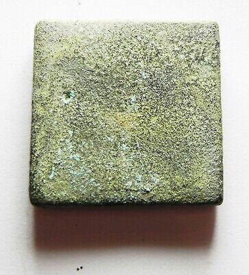 Zurqieh - As12435- Ancient Byzantine Bronze Weight. 600 - 700 A.d. 10 Numismata 2