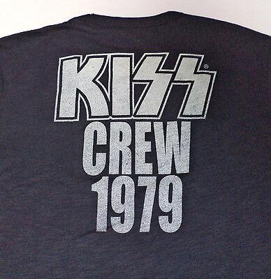 NWT Lucky Brand KISS S//S Black Graphic T-Shirt  Choose Sz   L2152