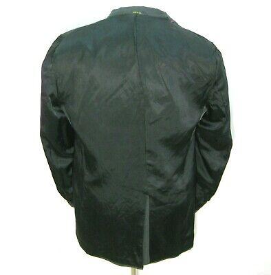 IMPERIAL Men's (Size 44L) Dark Gray 2 Button Sport Coat Blazer Suit Jacket Wool 3