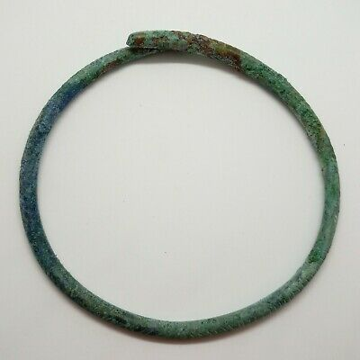 Bronze Bracelet Ornament Celtic Koban Scythian 1100BC 10