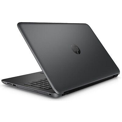 HP Notebook 15,6 Zoll - AMD Core 2,00 GHz - 500 GB - 4 GB DDR4 - Windows 10 Pro