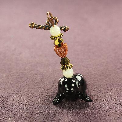 CRAB TOTEM CHARM Amulet Talisman Seashells Marine Ocean Sea Animal Magick Star
