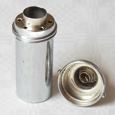 Vintage - Aesculap Aufbewahrungsbox für Spritzen und Nadeln / Sterilisator / WW2 6
