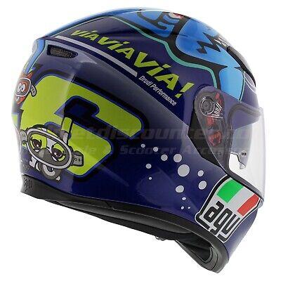 AGV K-3 SV Misano 2015 Shark Helmet