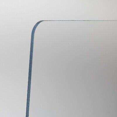 SNEEZE GUARD Plastic Divider PROTECTION Barrier SHIELD CHECKOUT COUNTER Desk 5