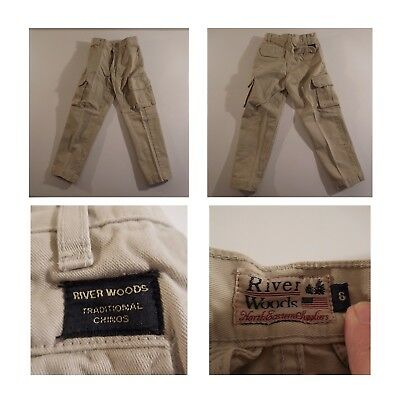 6 Pantaloni Jeans Bambino 5-6 Anni River Woods Okaou Texbasic Ted Walkins N3349 6