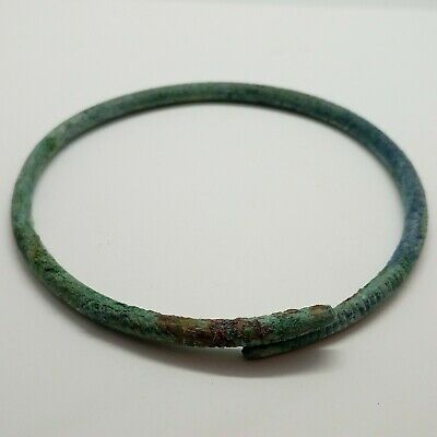 Bronze Bracelet Ornament Celtic Koban Scythian 1100BC 5