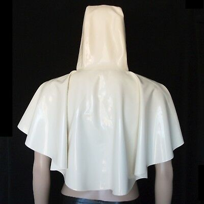 Latex Kurzcape Cape
