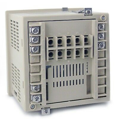 Temperature Controller Pt100 thermocouple K industrial bakery oven 400°C 7A 230V 3