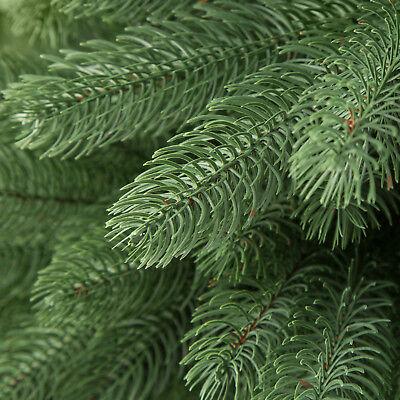 Weihnachtsbaum Nadeln.Künstlicher Weihnachtsbaum Tannenbaum Christbaum Spritzguss Nadeln Grün 140 Cm