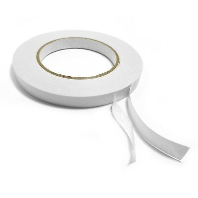Strong Adhesive Clear Double Sided Sticky Tape DIY Craft Gift-Wrap 5mm 10mm 12mm 4