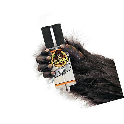 Gorilla 2 Part Epoxy, 5 Minute Set, .85 ounce Syringe, Clear 1 - Pack 6