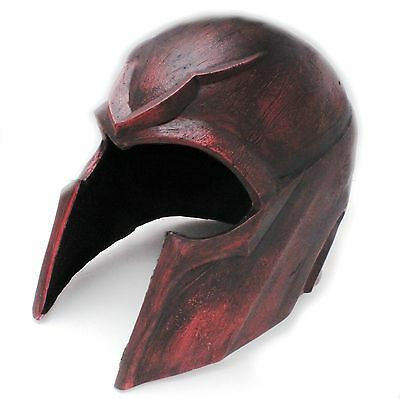 Days of Future Past Magneto Life Size Helmet Costume Display DELUXE Version 3