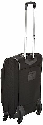 6177a807e92 KIPLING YOURI SPIN 55 Spinner Trolley**Black Leaf**RRP £157**Cabin ...