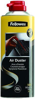 FELLOWES Air Duster Can , PC Keyboard Printer Dust  , Safe Compressed Canister 6
