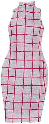 LOT of 7 Genuine Mattel Barbie Doll Dolls Fashion Clothing Clothes Dress Dresses 9