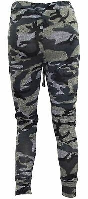 5-6 YRS Girls Camouflage Print 2-Piece Lounge Wear Tracksuit Jogging Bottoms Top 4