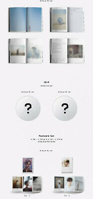 SUHO [자화상/SELF PORTRAIT] 1st Mini Album CD+POSTER+Photo Book+Post Card Set+2Card 8