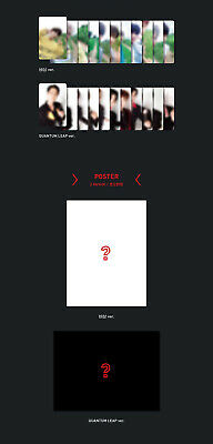 X1 [FLY:QUANTUM LEAP] Album 2 Ver SET+POSTER+2Photo Book+2Stand+2Card+2Book Mark 8