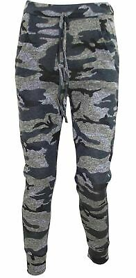 5-6 YRS Girls Camouflage Print 2-Piece Lounge Wear Tracksuit Jogging Bottoms Top 3