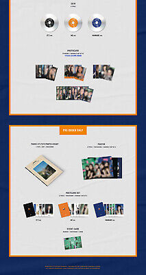 ITZY [IT'Z ME] 2nd Mini Album CD+POSTER+Photo Book+3p Card+Pre-Order Item+GIFT 8