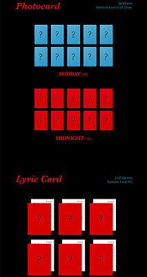 DAY6 BOOK OF US:THE DEMON 6th Mini Album CD+POSTER+Photo Book+Card+etc+Pre-Order 7