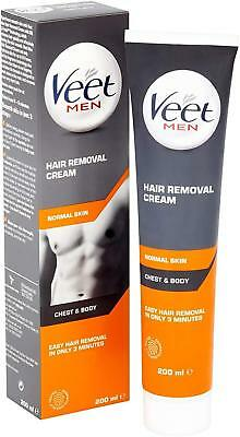 Veet for Men Hair Removal Creme 200 ml BUY MORE QTY FOR BIGGER SAVING 2