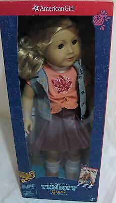 NEW American Girl~Tenney Grant Doll Book Outfit Blonde Hair Musician