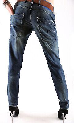 NEW G-STAR low T Skinny WMN Donna Jeans Pantaloni W 26 L 34 NUOVO