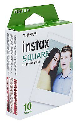 30 Sheets Fujifilm instax SQUARE Instant Film for Fuji SQ10, SQ6 Camera & SP-3 3