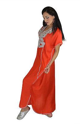 Moroccan Caftan Women kaftan Arabian Beach Dress Fancy Abaya Middle East Africa
