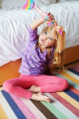 Barbie DHC40 Bambola Sirena Magico Arcobaleno
