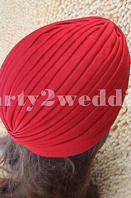 Ladies Stretch Headcover Head Wrap Beanie Chemo Bandana Animal Print Hat Turban 11