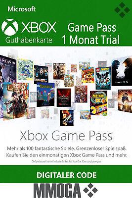 [Trial] Xbox Game Pass 1 Monat Mitgliedschaft Code - Xbox Live Download Key - DE 2