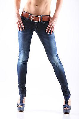 Nuovo G-Star Lynn Skinny Wmn Slim Fit Jeans Pantaloni Donna Relish Superstretch 2