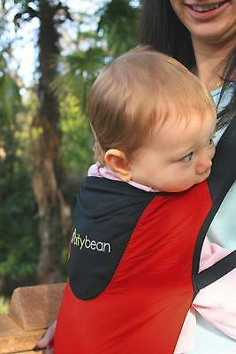 Bitybean Ultracompact Baby Carrier Tomato Red