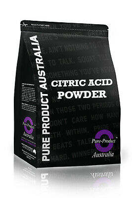 1kg Citric Acid Food Grade Anhydrous 2