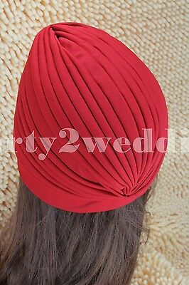 Ladies Stretch Headcover Head Wrap Beanie Chemo Bandana Animal Print Hat Turban 12