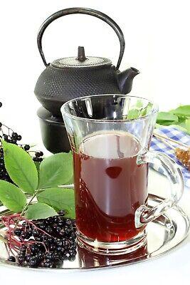 Elderberry Dried Fruit ( Sambucus Nigra ) - Health Embassy 4