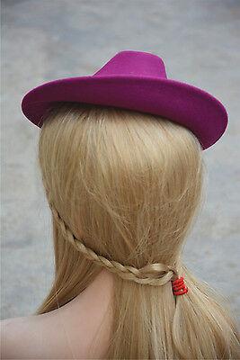 New Ladies Wool Felt Hat Millinery Supply Fascinator Base Royal Ascot A264 6